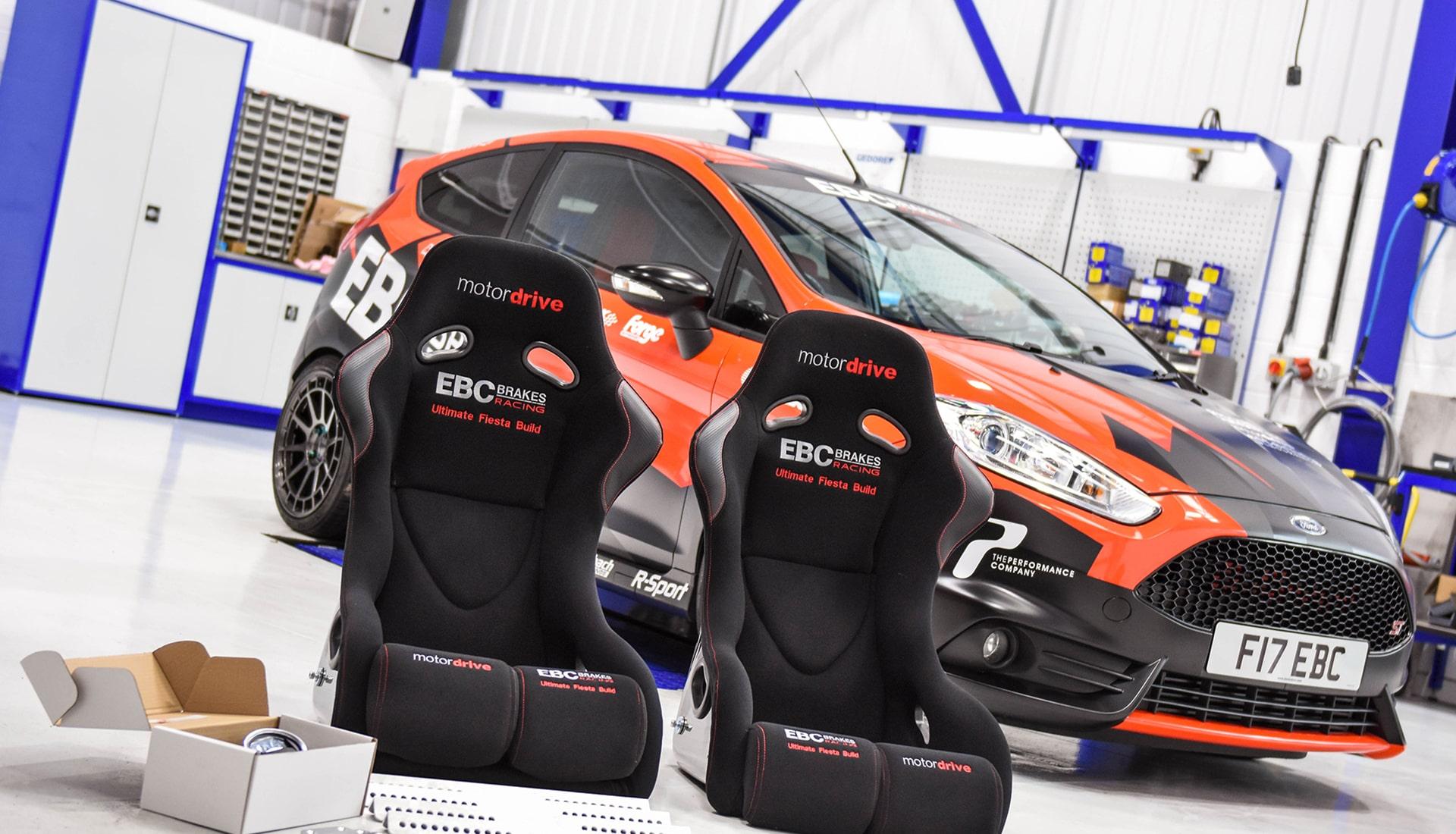 EBC's Ultimate Fiesta Build Part 10