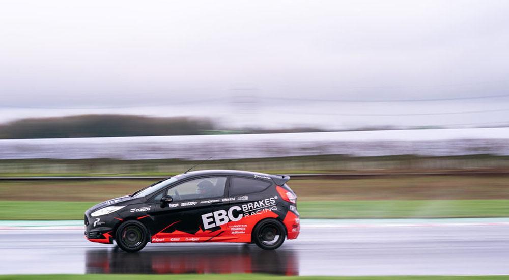 EBC's Ultimate Fiesta Build – Part 11: Track Shakedown
