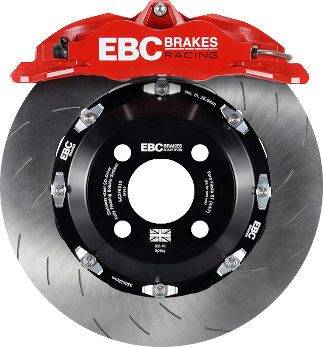 Best Aftermarket Brake Calipers for Performance Cars