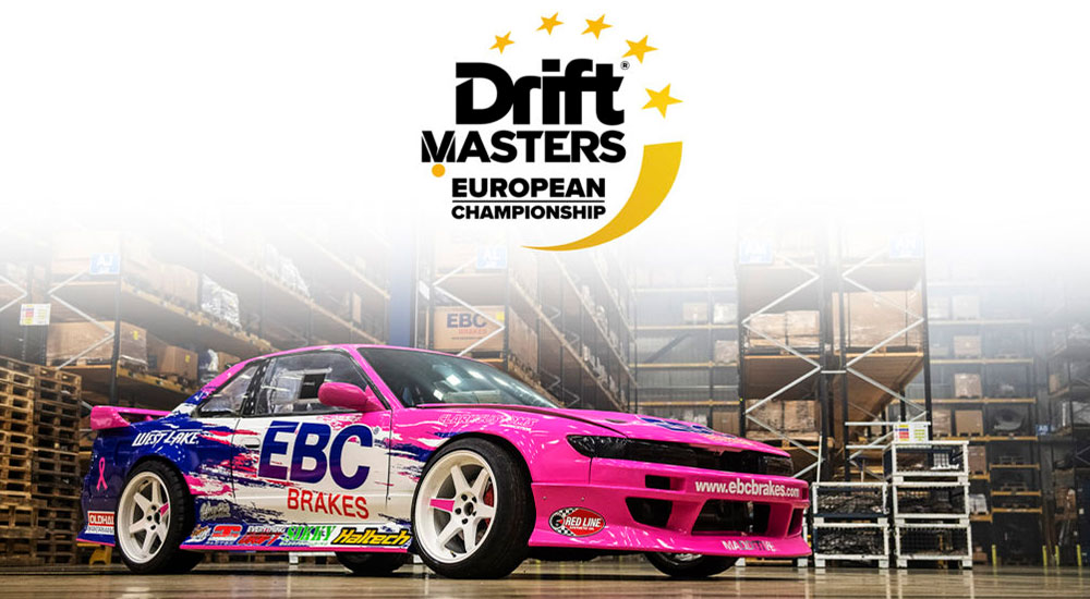 Max Cotton Confirmed for 2021 Drift Masters European Championship