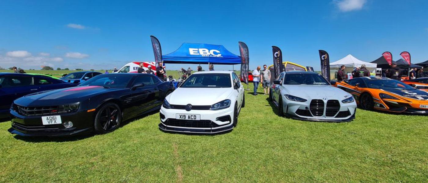 EBC Brakes Attends Supercar Fest   The Runway
