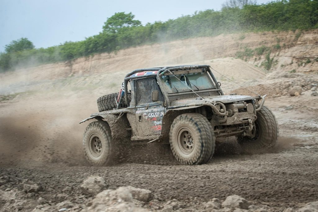 Race Report: Team Gigglepin Takes Gold at Ultra 4 BFG Essential 2021