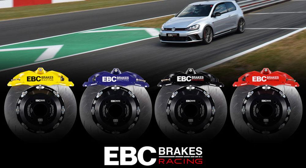 EBC Brakes Racing Apollo Big Brake Kits Now Available for the VAG-Group MQB Platform