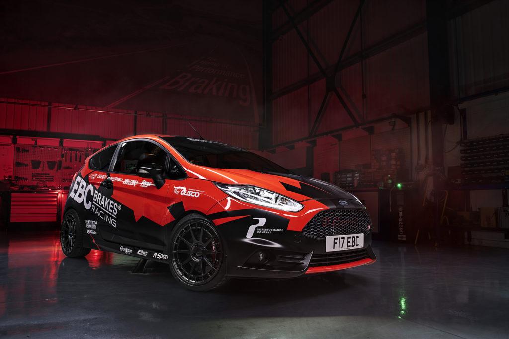 EBC's Ultimate Fiesta Build – Part 8: Yiannimize Vinyl Wrap & New Alloy Wheels