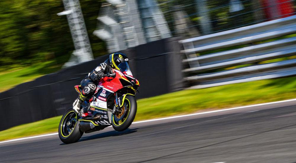 Introducing: RSF Racing's Richard Spencer-Fleet – Ducati TriOptions Racer