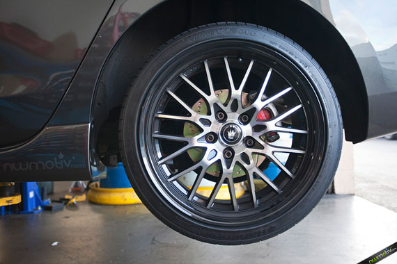 How to bed in your new brakes for street/urban driving
