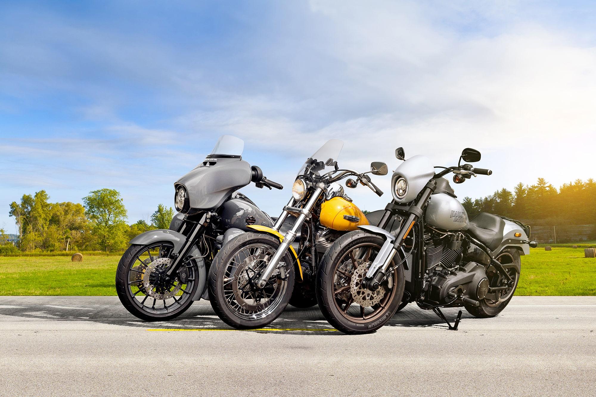 EBC Brakes' Range of Braking Products for Harley Davidsons
