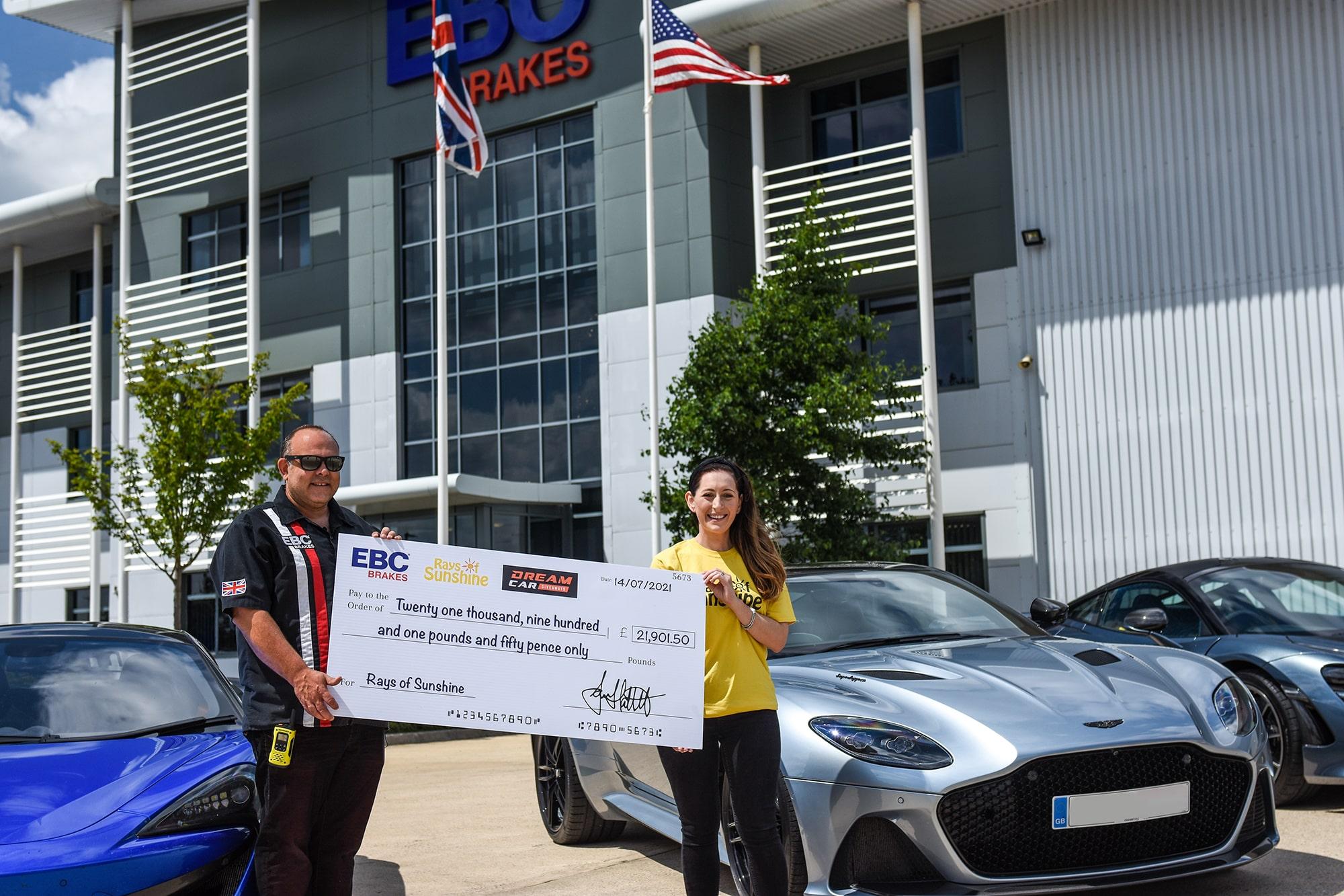 EBC Brakes' 'Ultimate Fiesta Build' Raises Over £21,000 for Charity