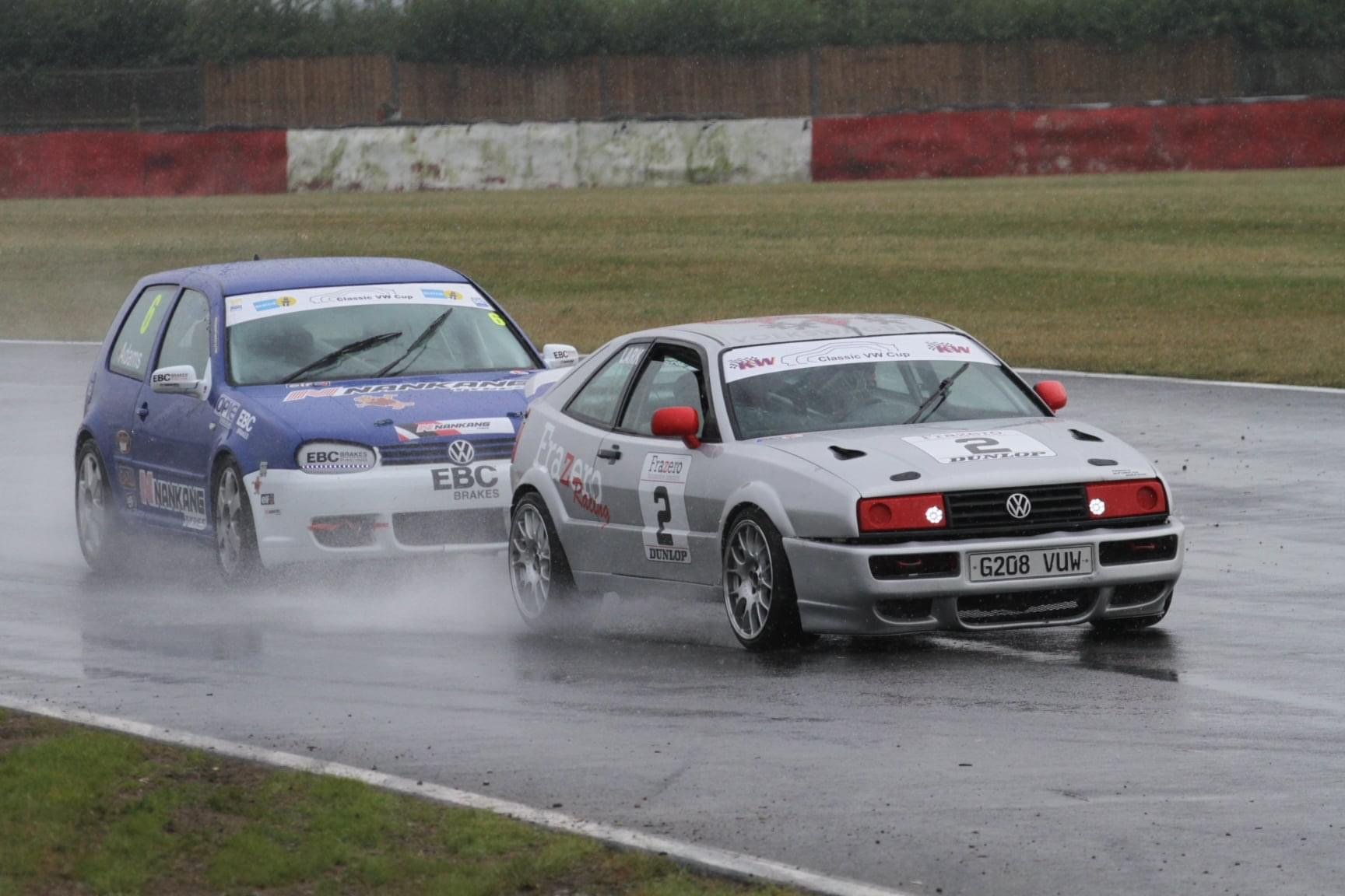 Classic VW Cup's Oulton Park and Snetterton Rounds