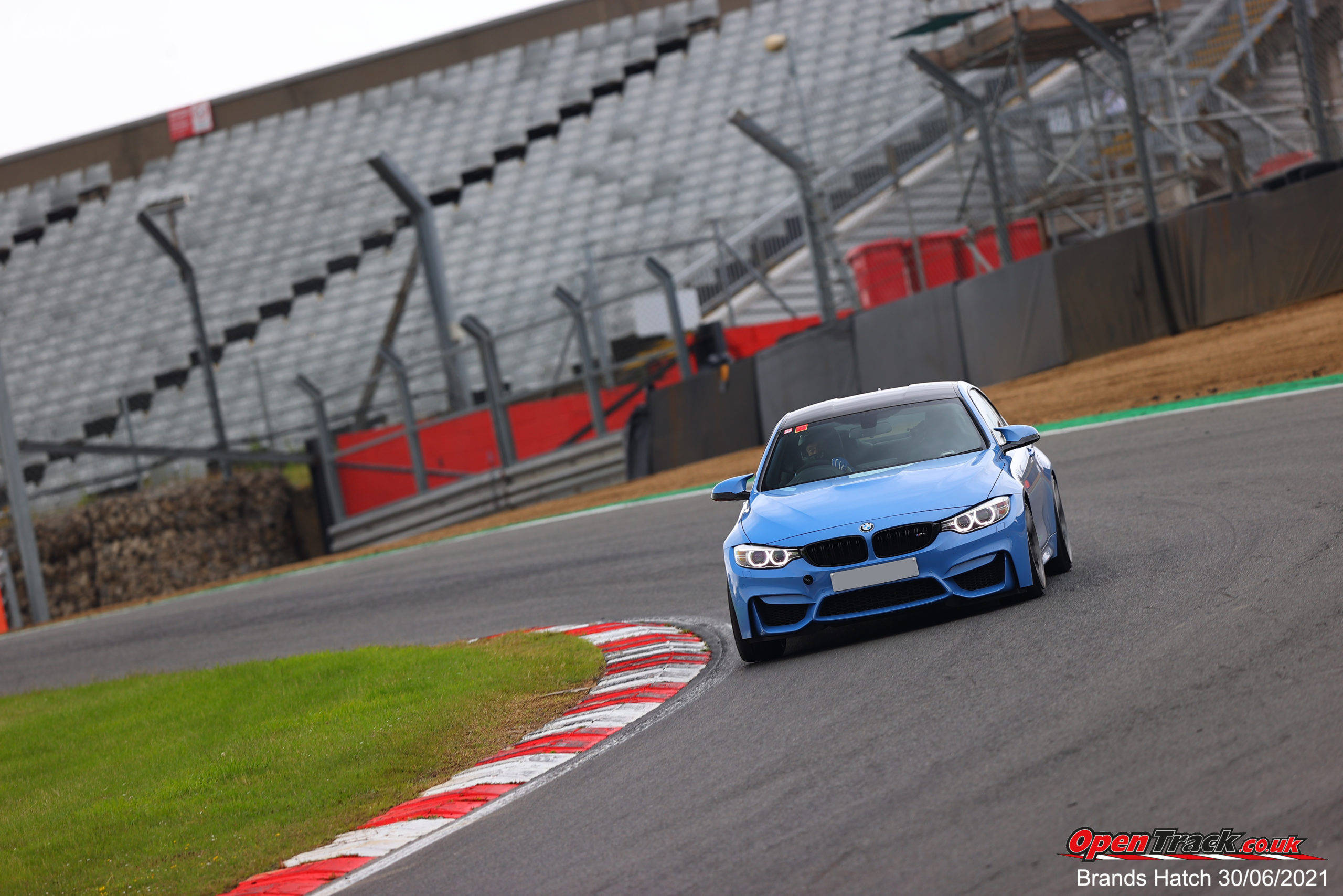 BMW M4 Owner Tests RP-X Pads at Brands Hatch Track Day