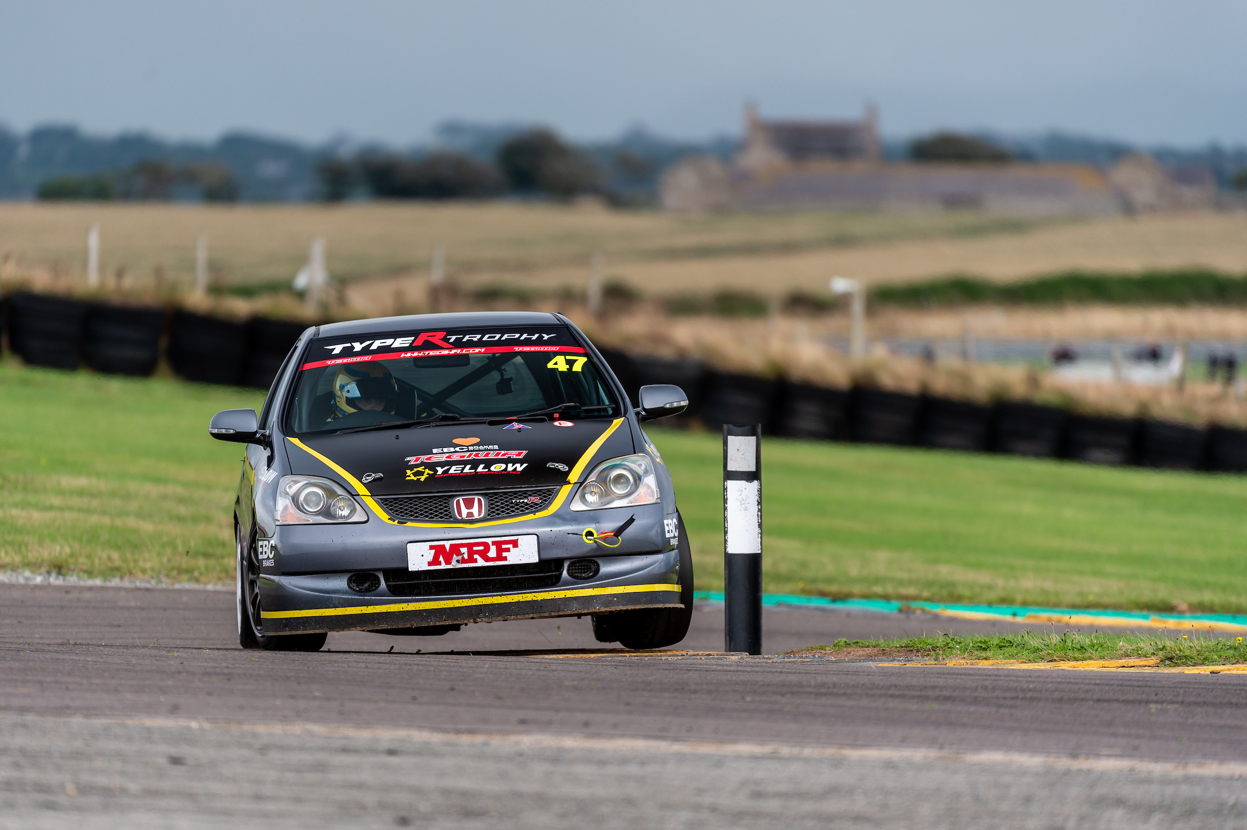 RP-X-Equipped Luke Rosewell Achieves First Outright Win in Type R Trophy