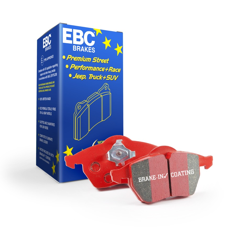 Ebc Brake Pads >> RedStuff or YellowStuff Brake Pads - EBC Brakes